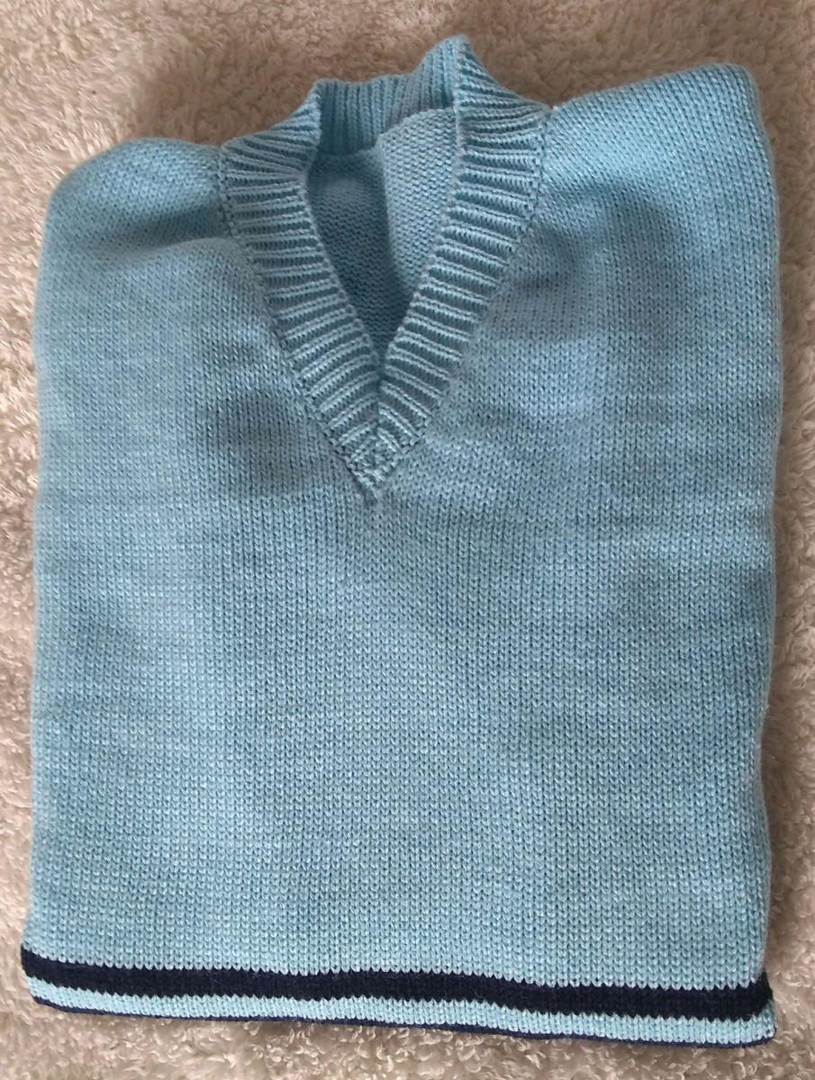 171ca4cd50 Zoom · Blusa de lã 10 anos