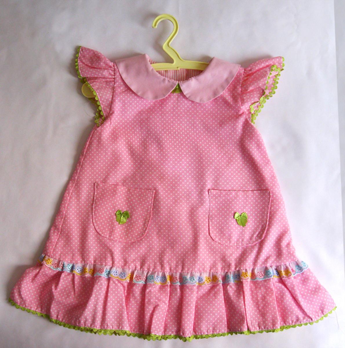 d6184c54d Zoom · Vestido infantil