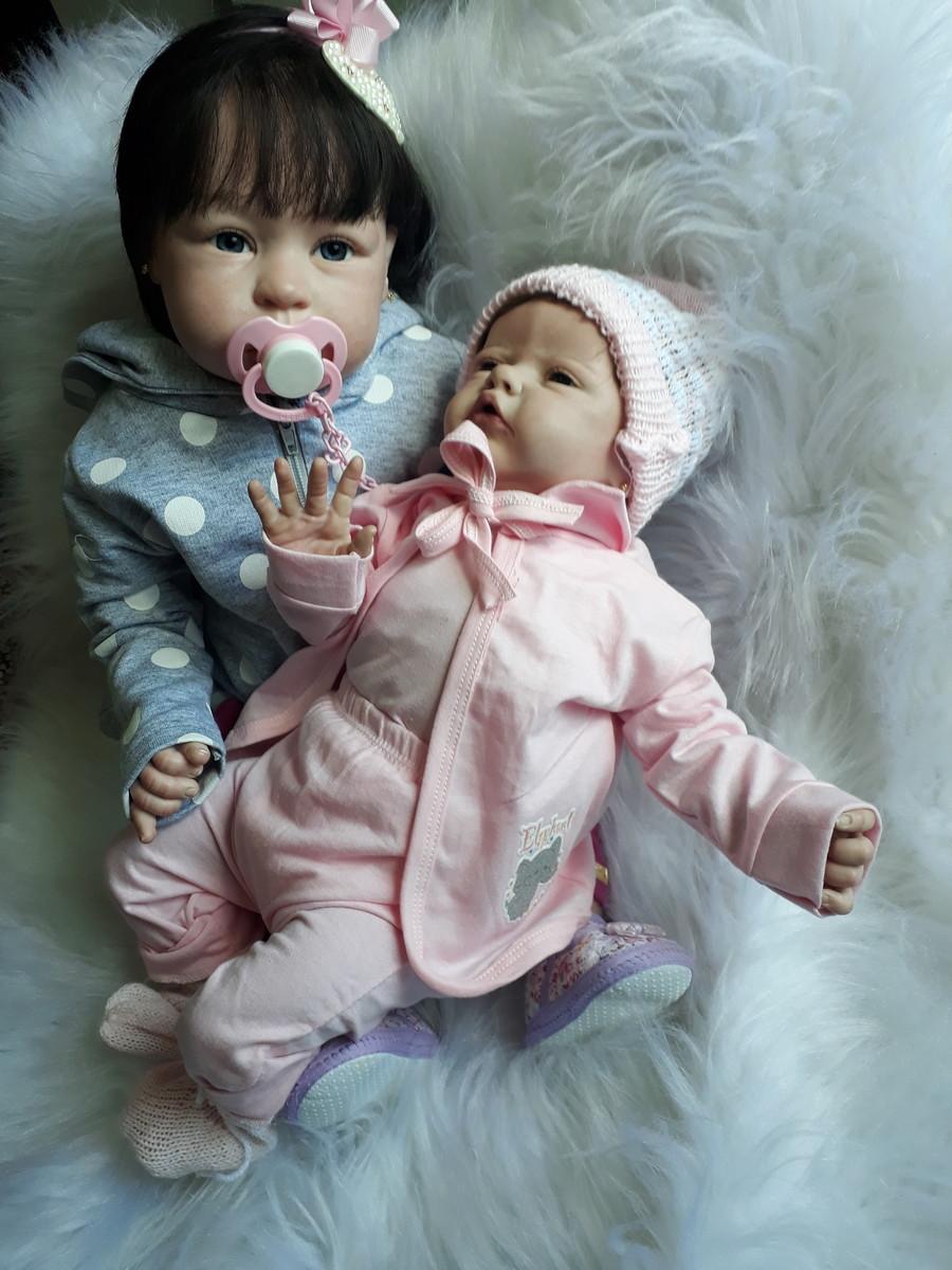 70fd0cae3e Boneca Bebê Reborn Molde Charlotte encomenda no Elo7
