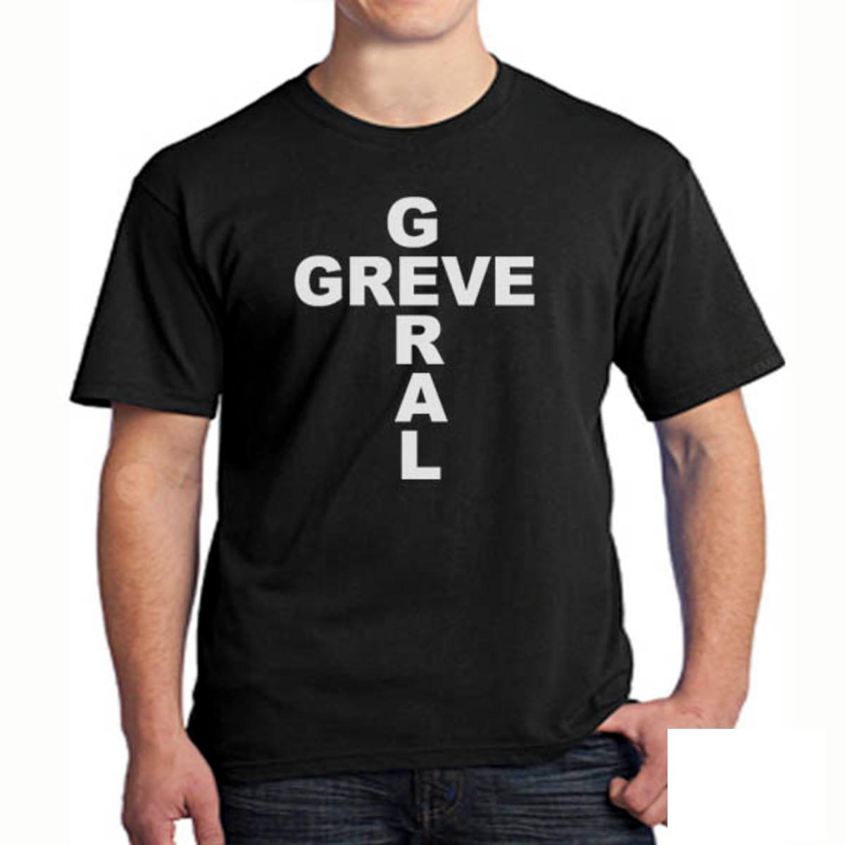 1faa1061c Camiseta Personalizada greve geral cruz - Mega Promoção! no Elo7 ...