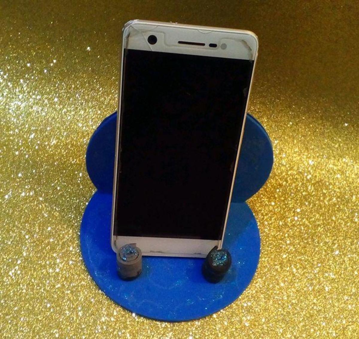 Suporte para celular no Elo7  3ff8af8f923fb
