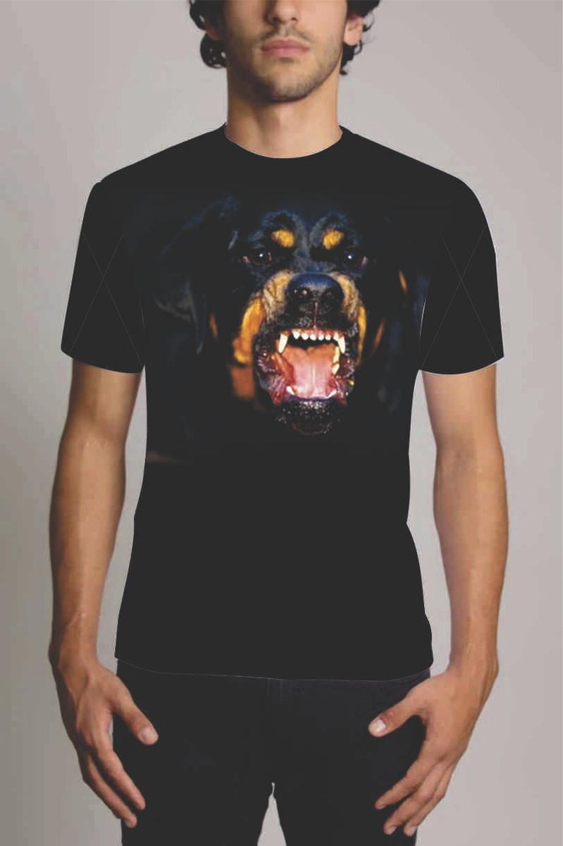 095e4d193 Camisa Personalizada Cachorro Rottweiler no Elo7