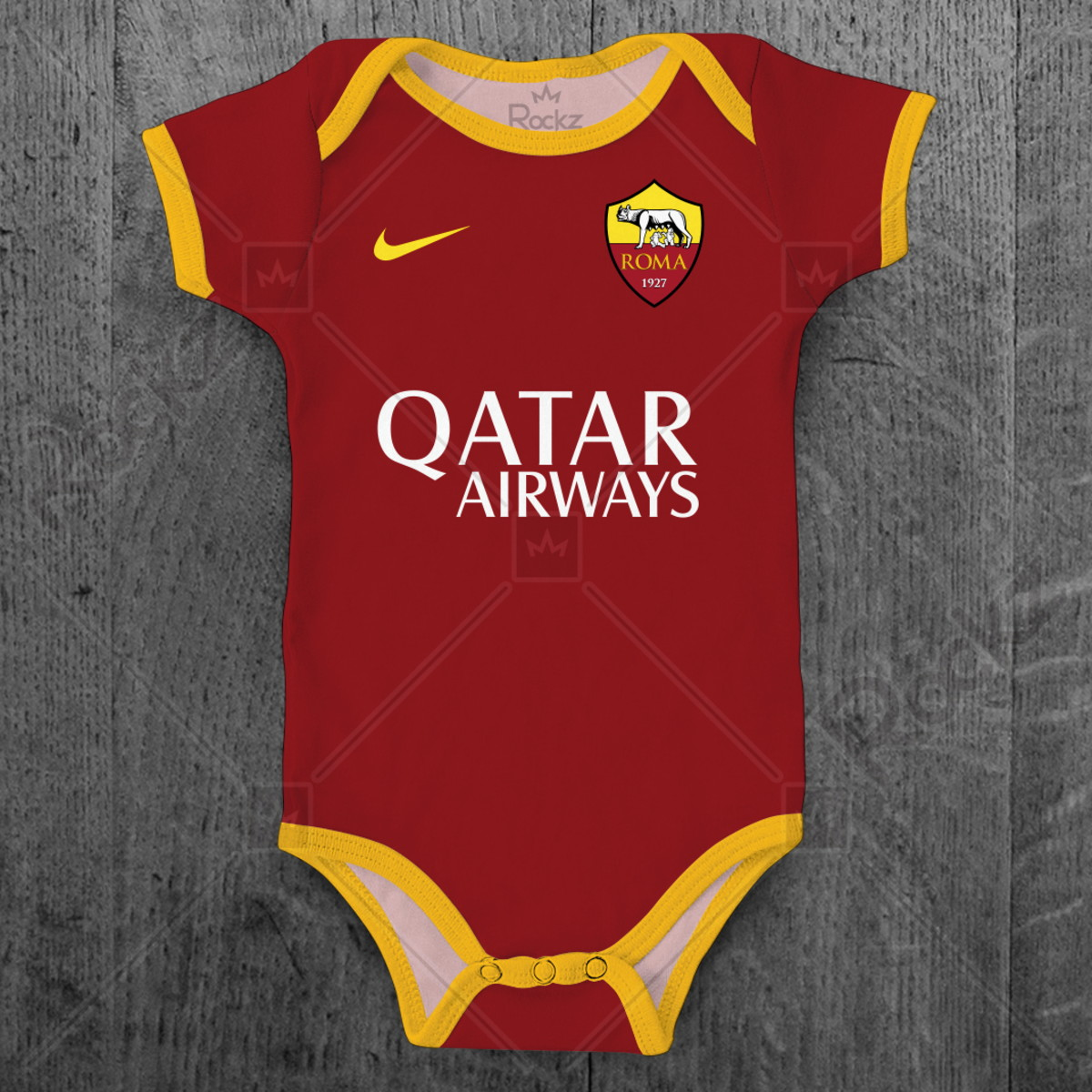 Body roma italia futebol personalizado c nome do beb no for Bebe italia