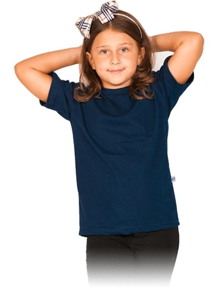 35a03632f1 Camiseta Infantil Básica Lisa Algodão Unissex Azul Marinho no Elo7 ...