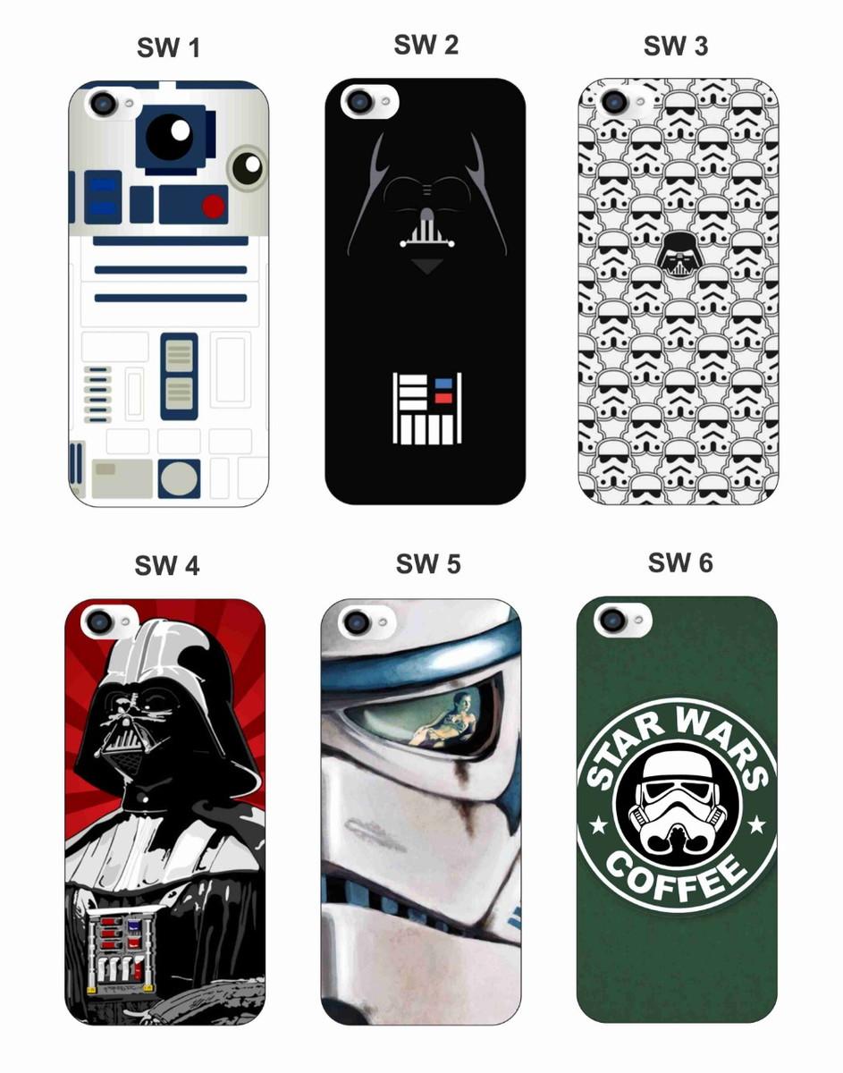 newest d3933 22670 Capa Capinha Case - Star Wars - LG G5