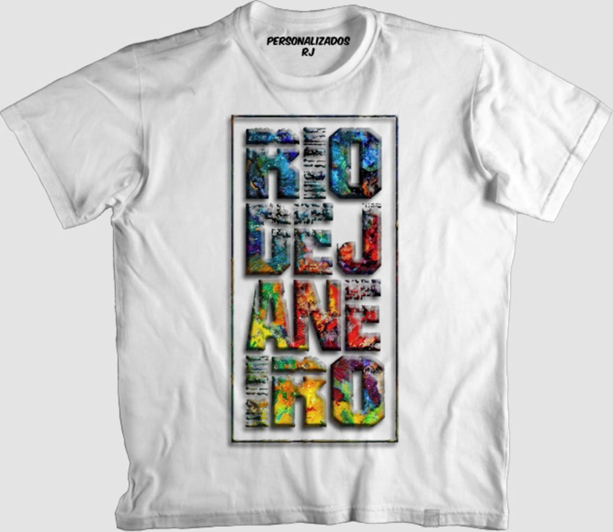 776006e8b Camisa RIO DE JANEIRO 007 no Elo7 | PERSONALIZADOS RJ (D4F819)