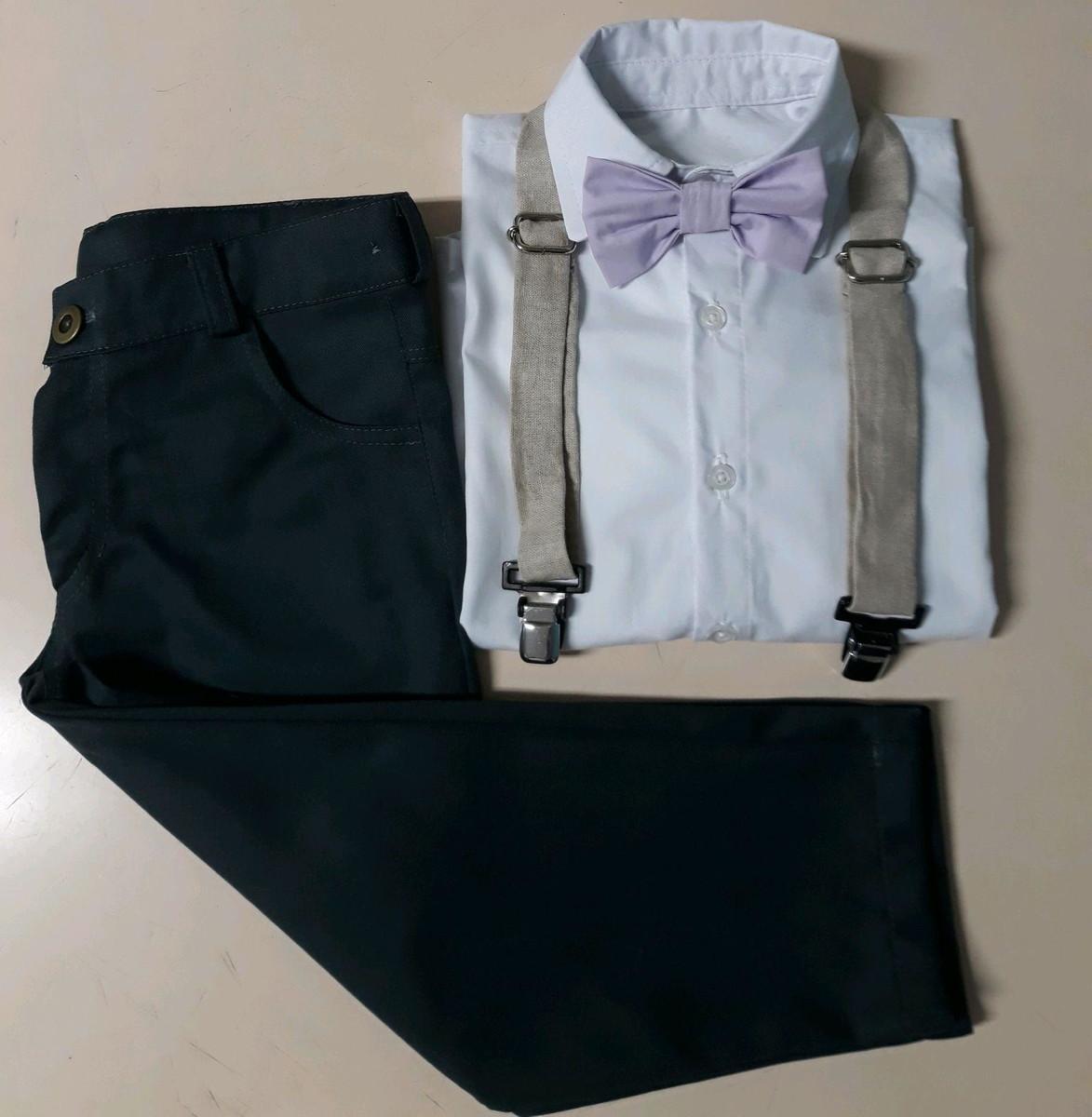 162d6242b4 Conjunto calça c  camisa e acessórios infantil no Elo7