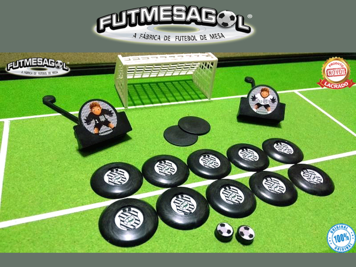1c998c3159 15 Jogos   Kits De Futebol De Botão Figueirense SC no Elo7 ...