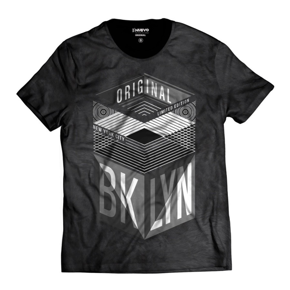 Camiseta Brooklyn Original New York Ilimitada NY no Elo7  4c922436066