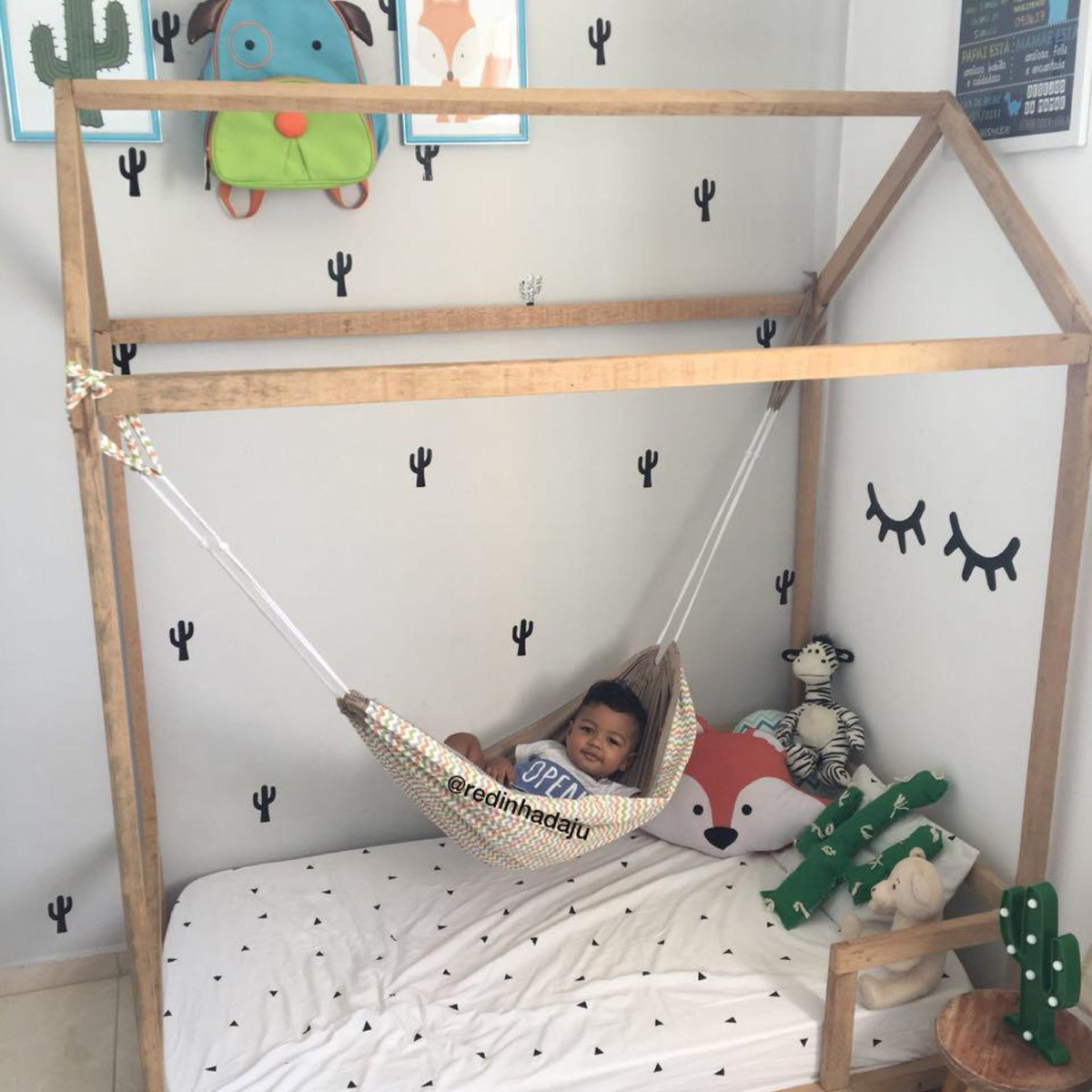 97b9e627dc Rede infantil( baby-para berço e mini cama) no Elo7