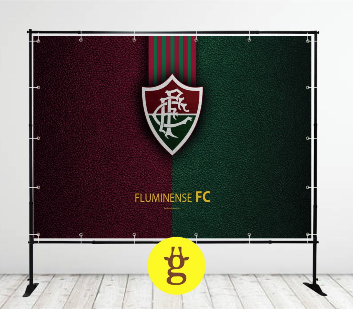 1c906287e9f Painel de Festa Fluminense 2x1 (Personalizável) no Elo7 | GirafaShop ...