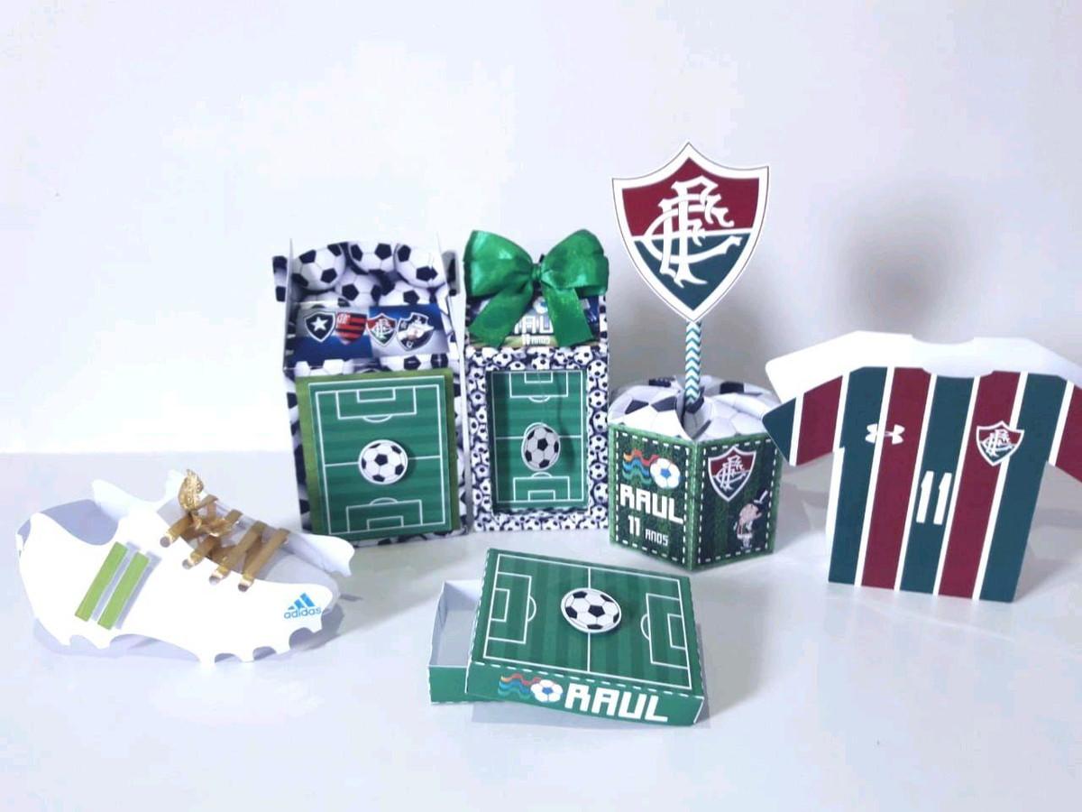 Kit festa - Fluminense no Elo7  9aa6f9499a99e