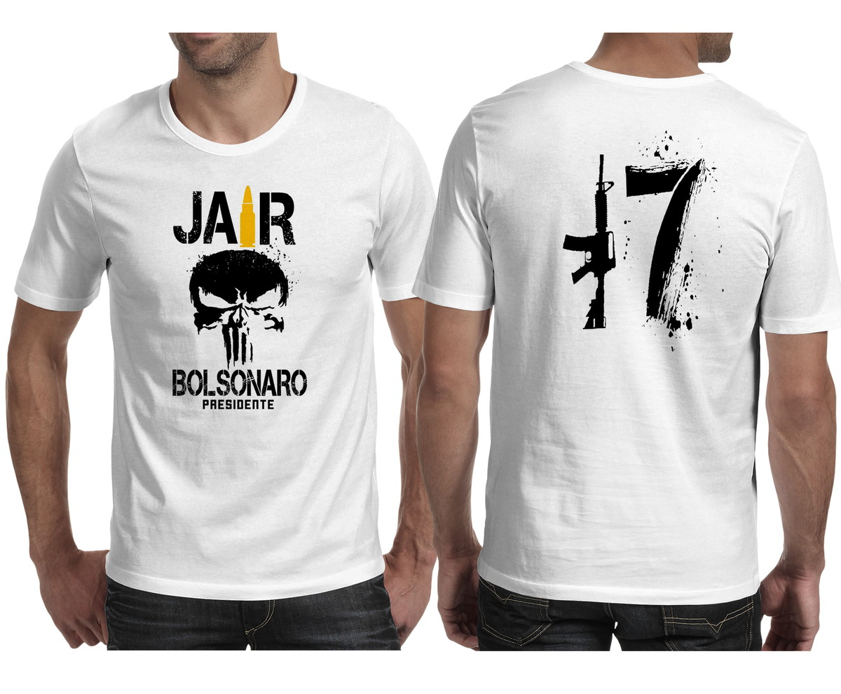 e44492b402989 Camisa Camiseta Jair Bolsonaro Presidente 2018 Bolsomito no Elo7 ...