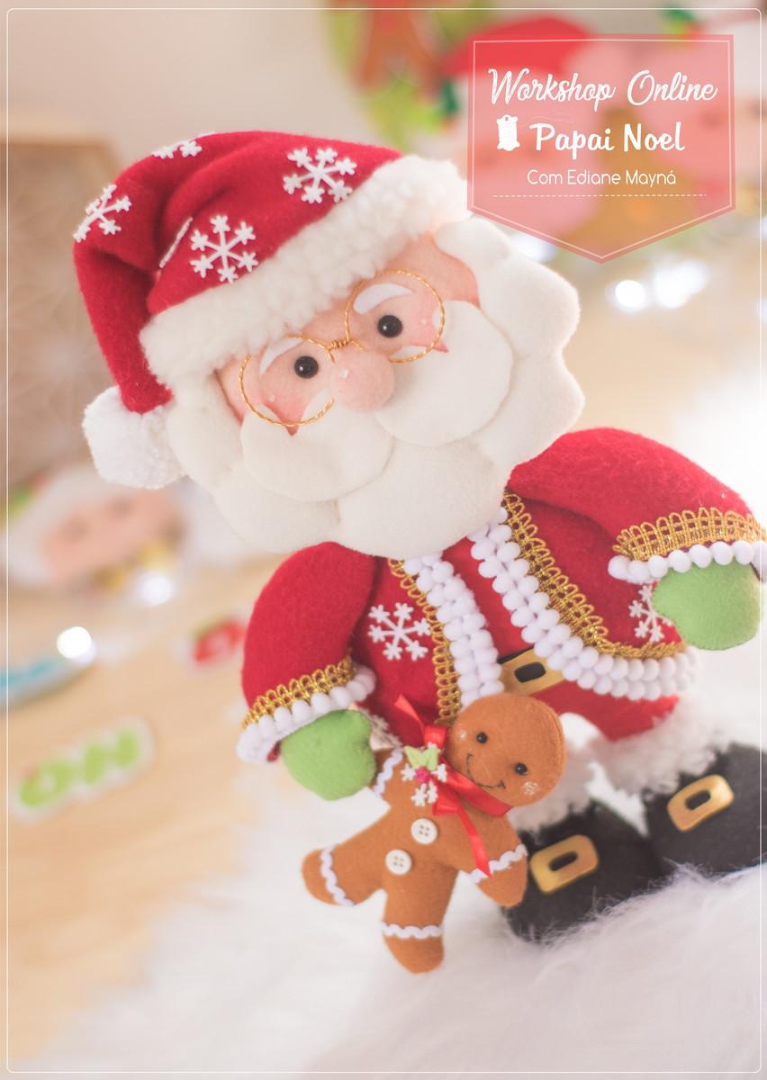 47adf65d0a6ae7 Feltro Curso Online de Natal