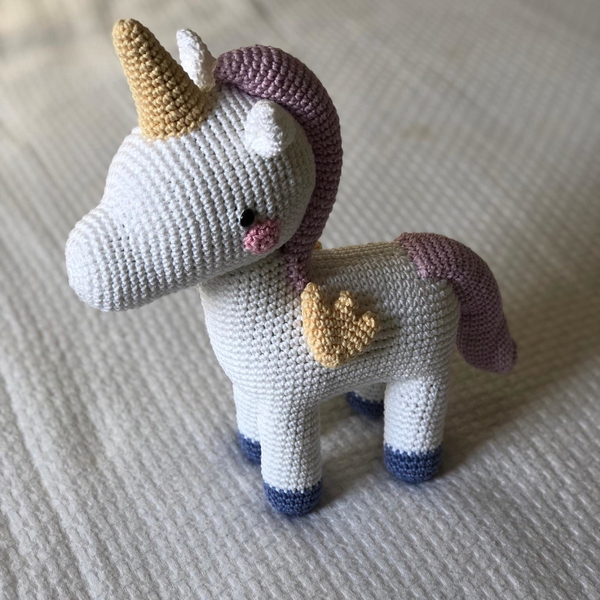 Robin Unicorn, Crochet Unicorn, Amigurumi Unicorn, Stuffed Toy ... | 1200x1200