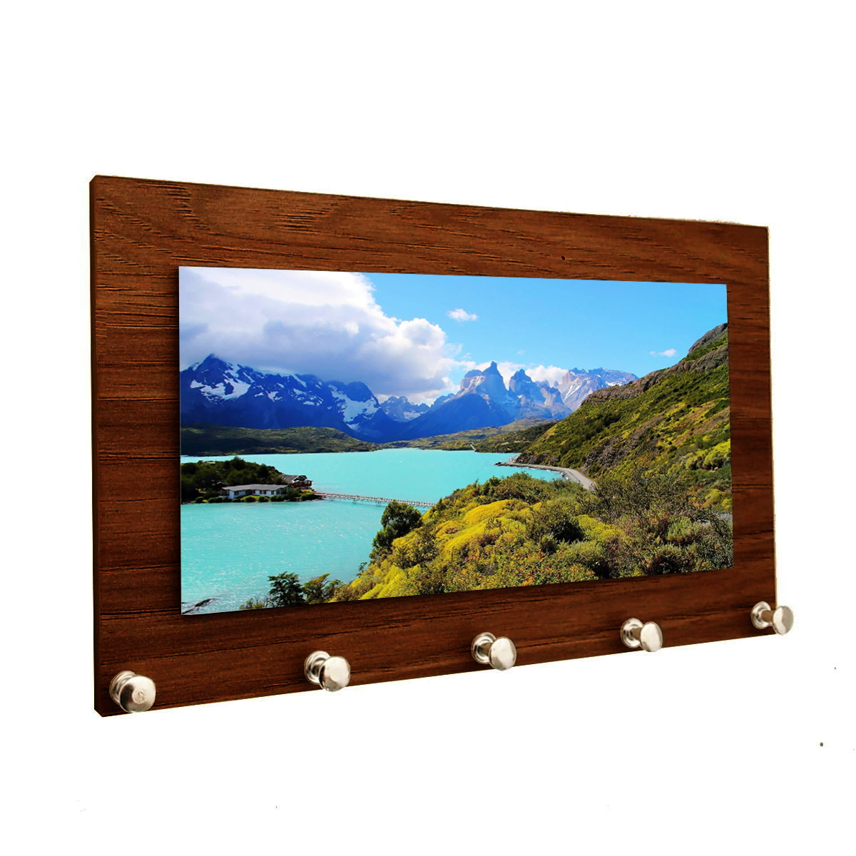 Porta Chaves e Cartas Personalizado Modelo Lago no Elo7   Doce Lar ... 0db624c5d1