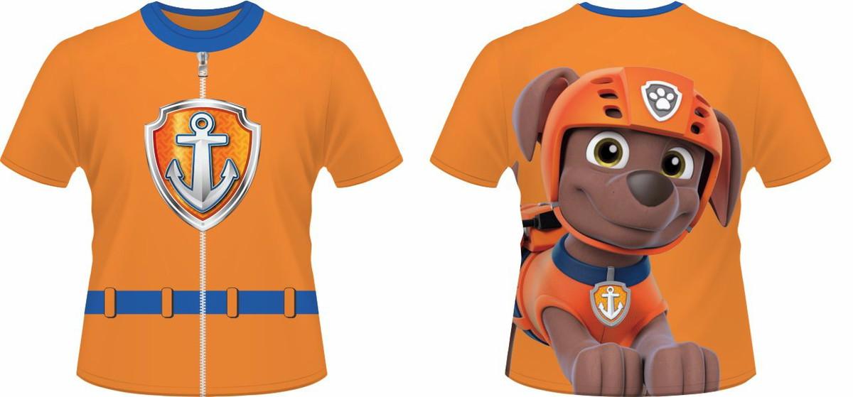 Camiseta Patrulha Canina Zuma No Elo7 2e Produtos Personalizados