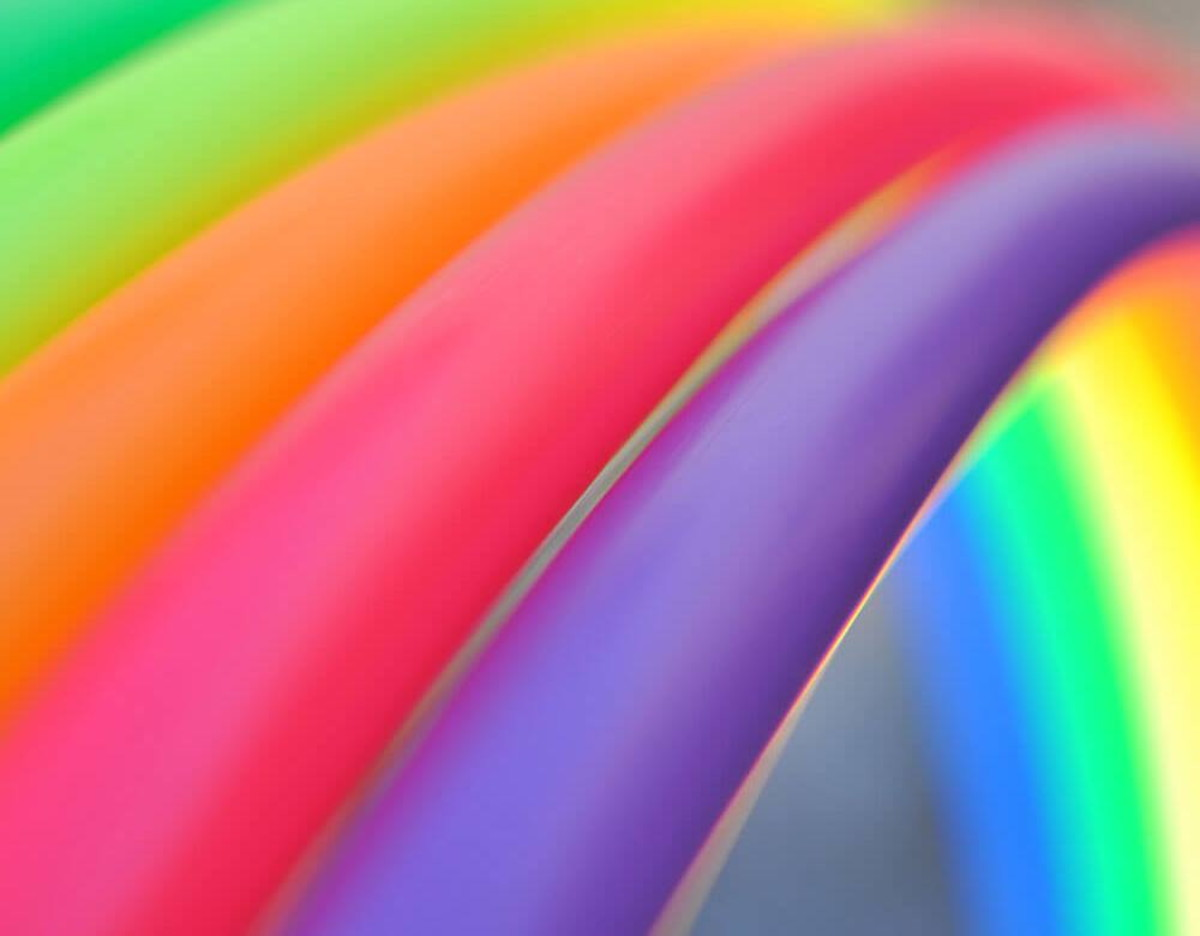bambolê adulto polipro hula hoop viajante neon fluorecente no elo7
