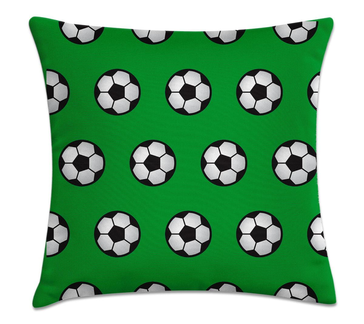 13b6e18914f08c capa de almofada bola de futebol fundo verde