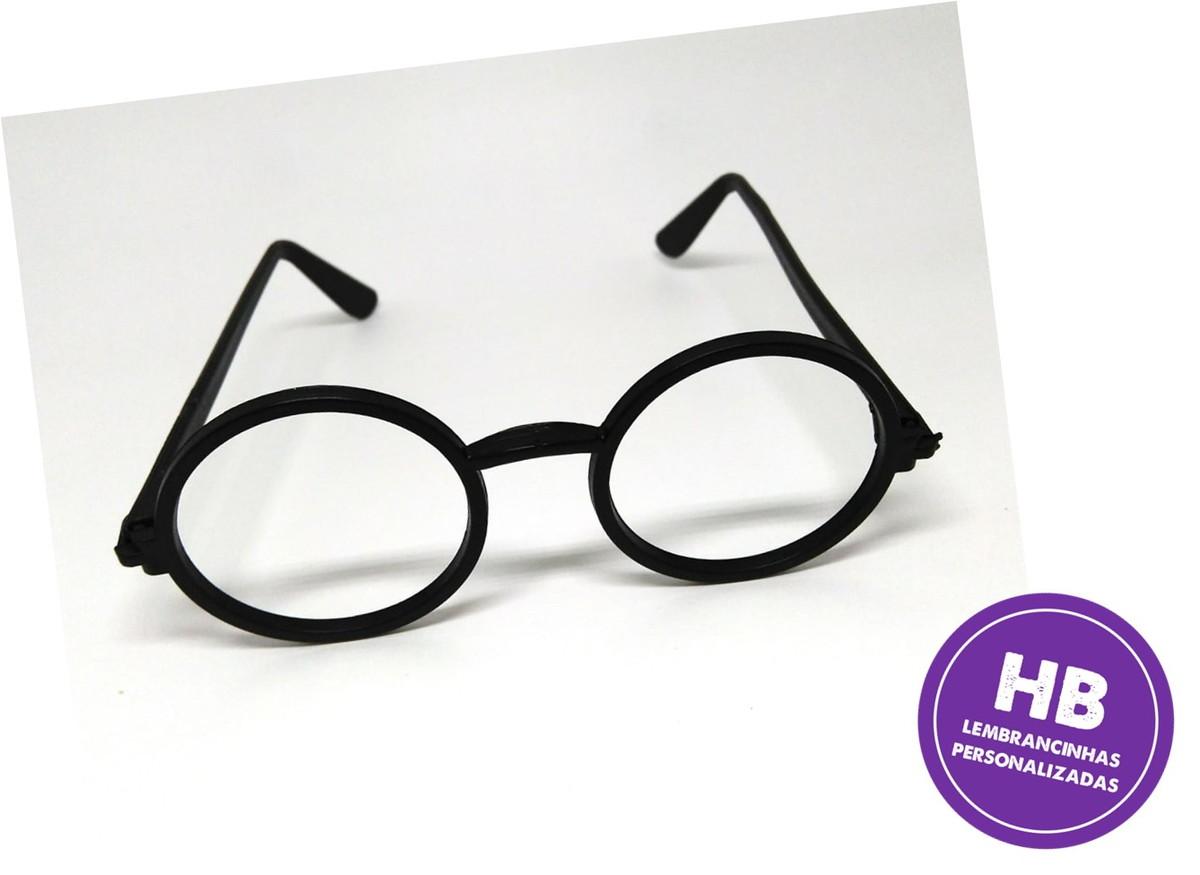 809c815836bf9 Óculos Harry Potter de Plástico no Elo7   HB Lembrancinhas ...