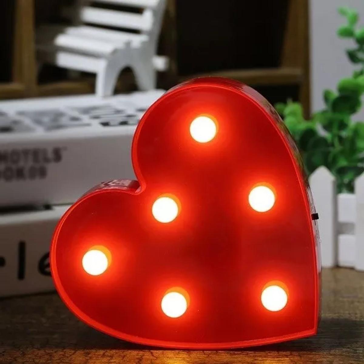 9216c6c4443074 Kit Romântico Com Luminária Led Coração +petalas+velas+balão
