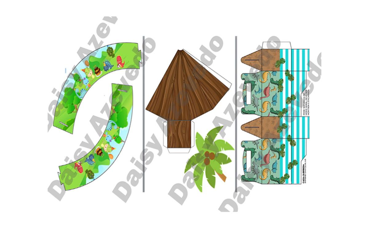 Festa Dinossauro Baby Arte Digital So Imprimir No Elo7 Daisy