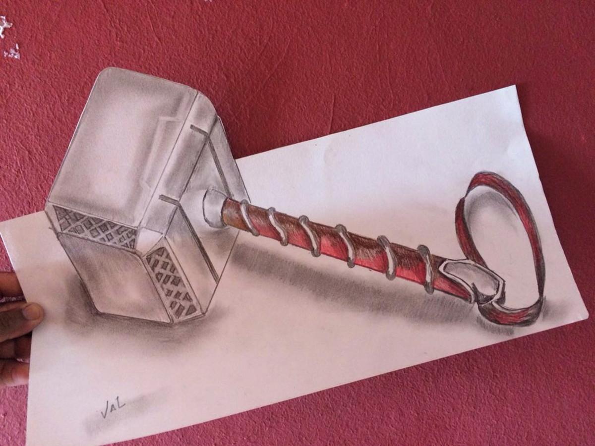 Desenhos Em 3d No Elo7 Valdinar Mendes Silva D973b0