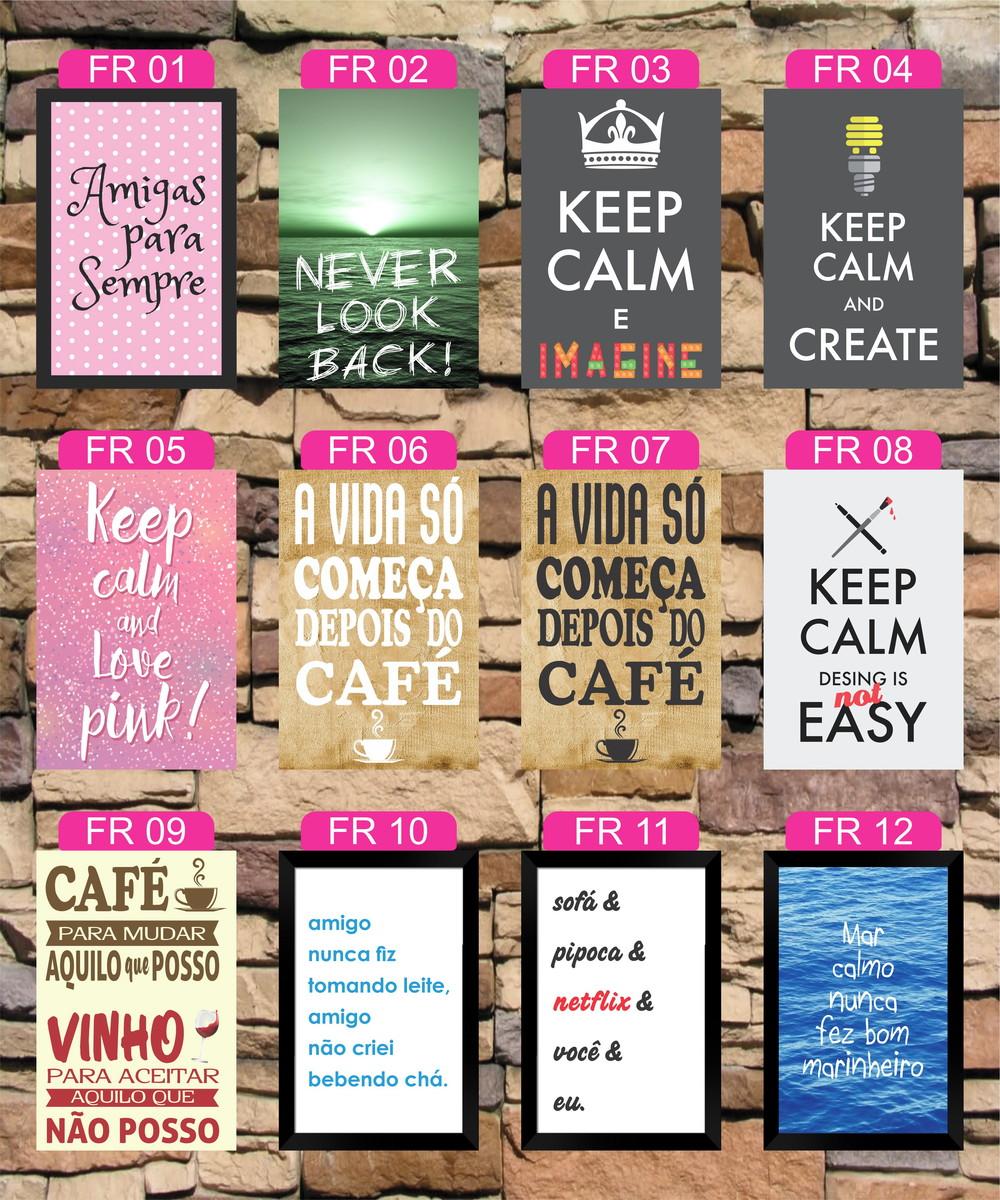 Placas Decorativas Mdf Frases Motivacionais Engraçadas
