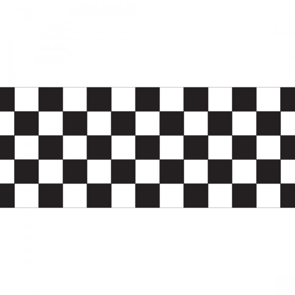 Faixa Adesiva de Parede Carros Xadrez preto e Branco Corrida no Elo7 SETE SABÁ (DA85C7) # Decoração Xadrez Preto E Branco