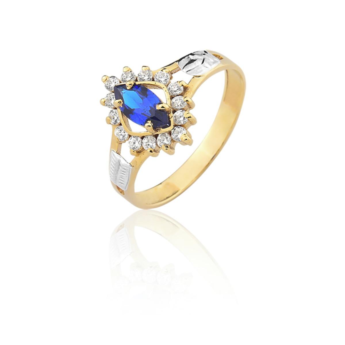 71c7db6643ff6 anel de formatura ouro 18k AN132 no Elo7   SUBLIME JOIAS (DAE741)