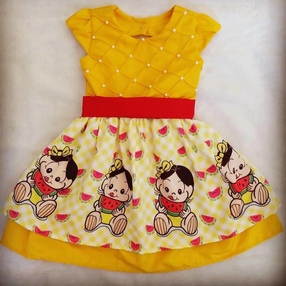 98897726b Vestido Luxo Magali Baby - 4 Anos no Elo7