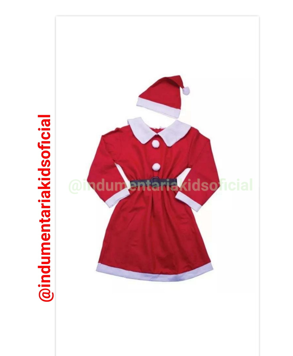 d8346d923 KIT FANTASIA MAMÃE NOEL ADULTO no Elo7