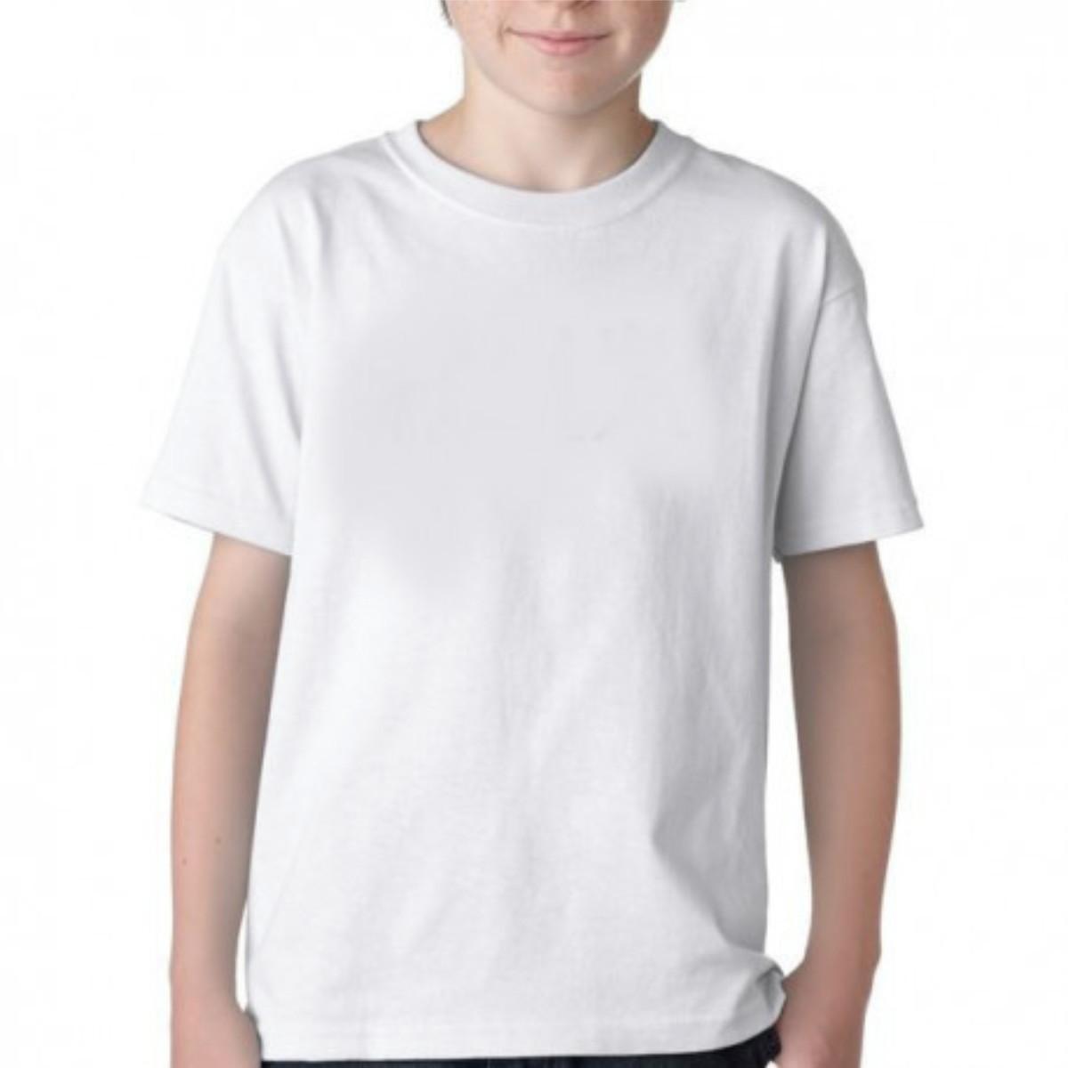 Molde de camisa INFANTIL BÁSICA TAMANHO 02 A 16 no Elo7 ... fe49a62e91f