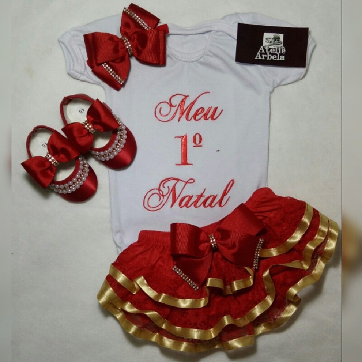 94bf08997 Kits natal e ano novo reveillon personalizado no Elo7
