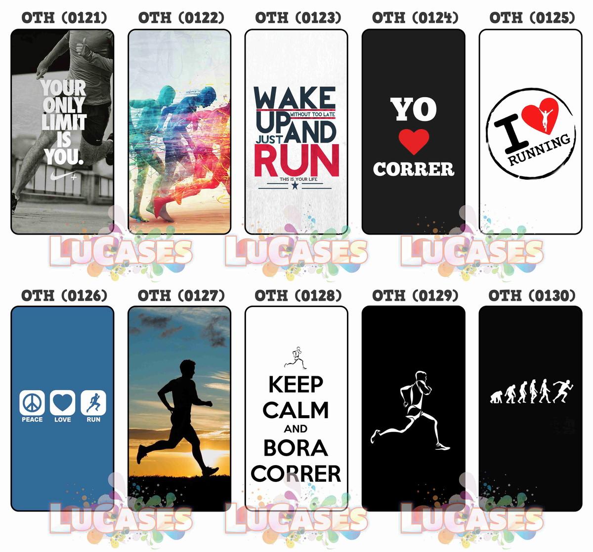 Capa Capinha Corrida Runner Eu Amo Correr Run Running no