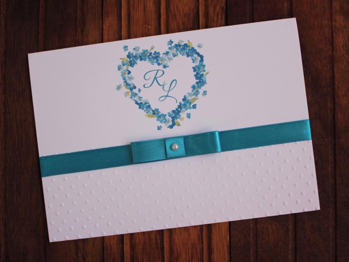 Convite Casamento - Convite 15 anos - Textura relevo tiffany no Elo7 ... 5922e8debe