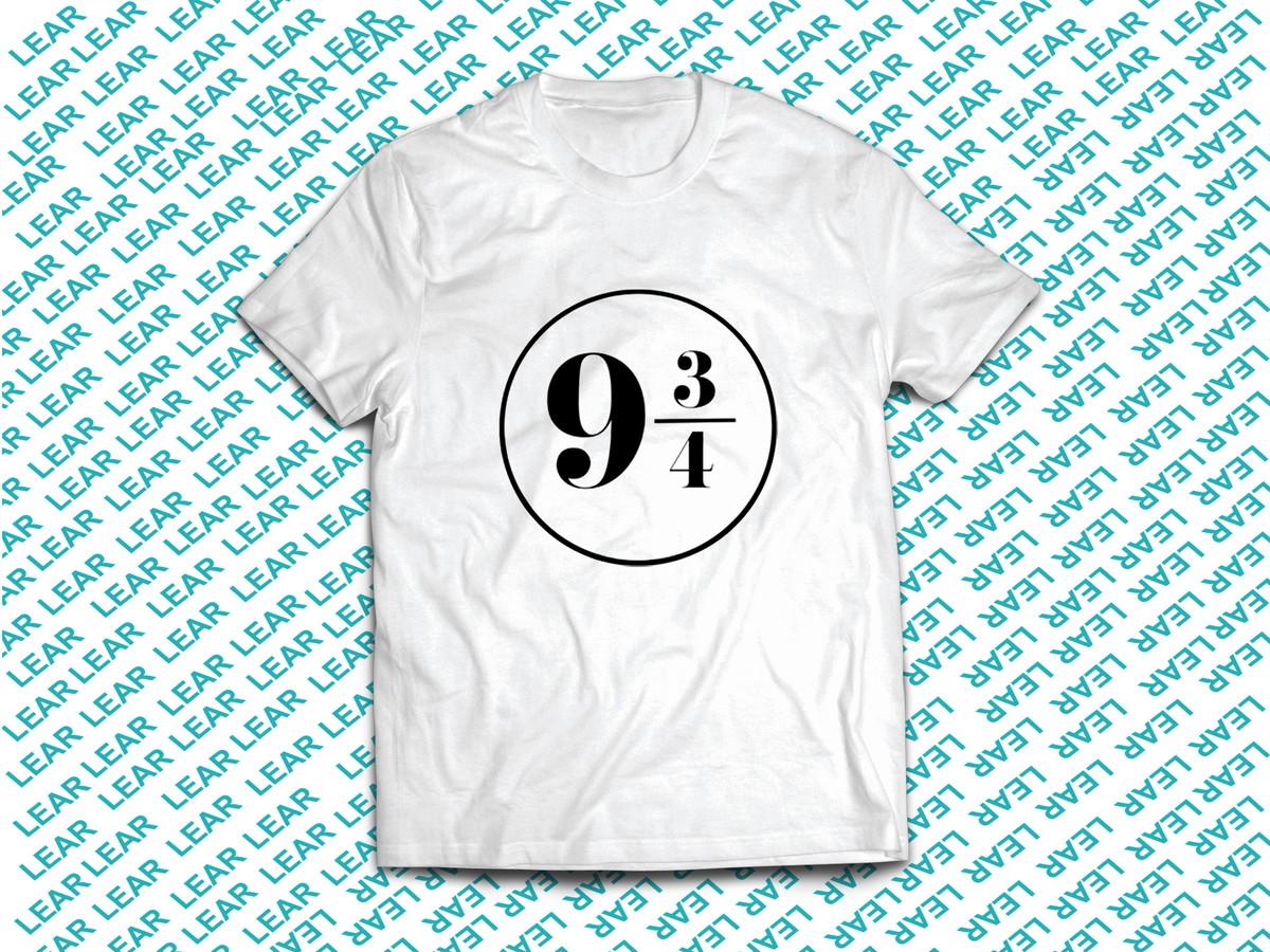 bfba2028b Camiseta Personalizada Harry Potter  4 no Elo7