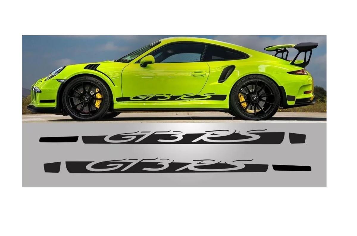 Par De Faixas Adesivo Porsche 911 Gt3rs 991 No Elo7 Power Adesivos Dbd7e5