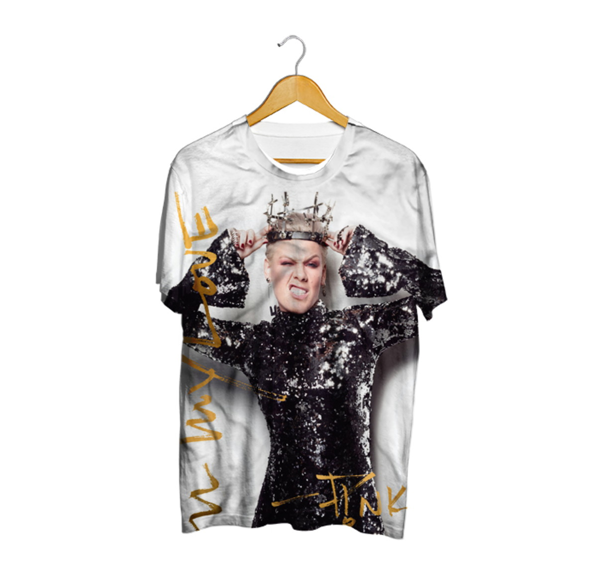 Camiseta Beautiful Trauma 2019 - P!nk