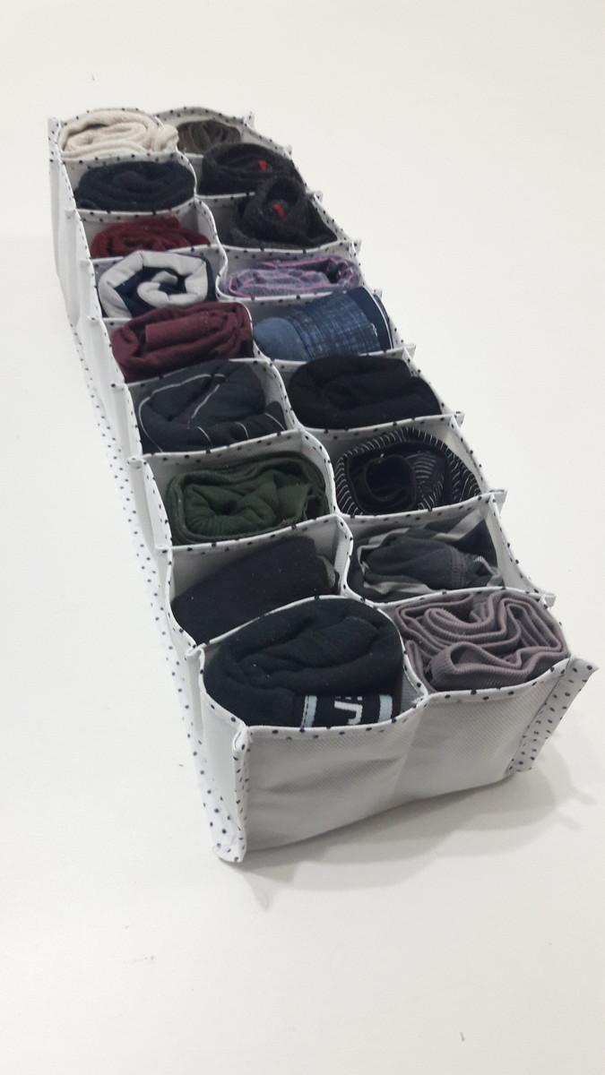70ad0c1e5 Organizador de gaveta para meias e roupa íntima - 10x15x35 no Elo7 ...