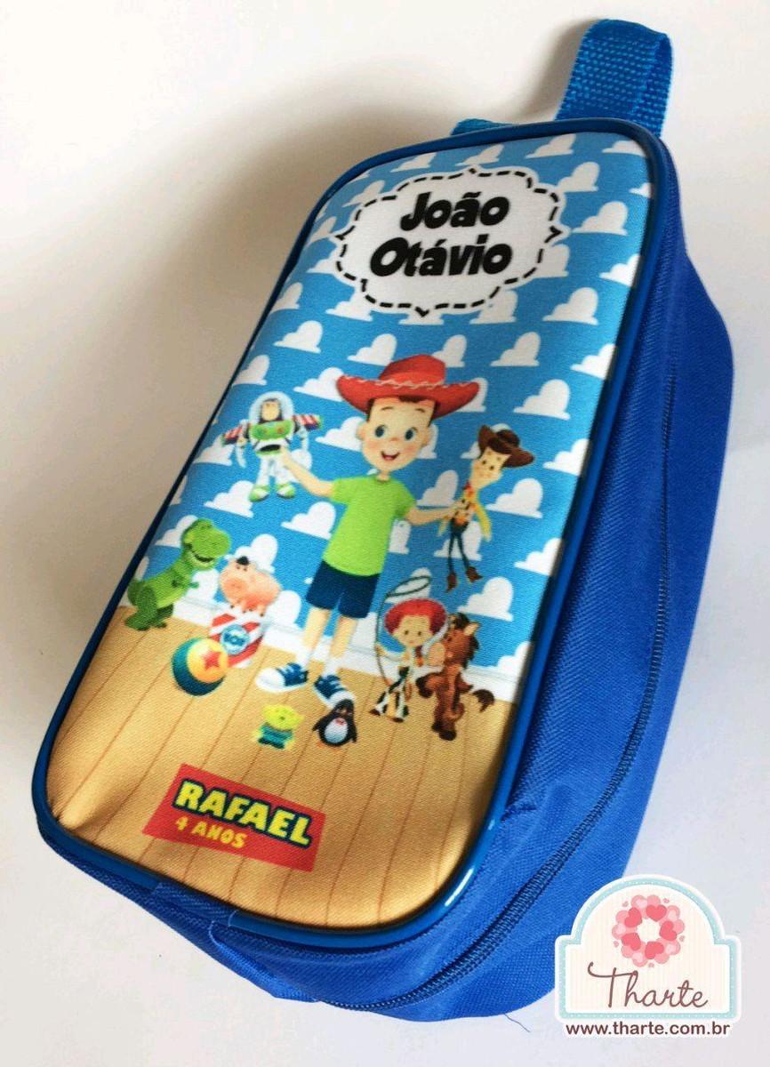 3cd8e9c5a9 Porta chuteira personalizada - Toy Story ou outro no Elo7