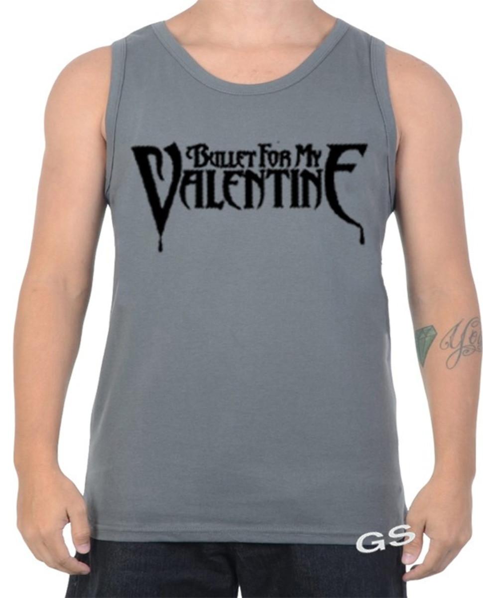 3d7beeaad8 Camiseta Regata Valentine no Elo7