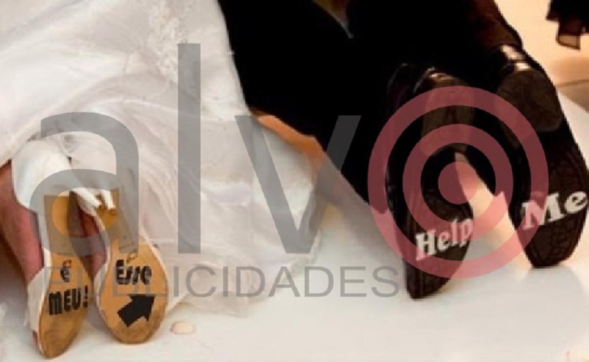 aa8290d9f Adesivos Sapatos Noivos no Elo7 | Alvo Publicidades (DDC55F)