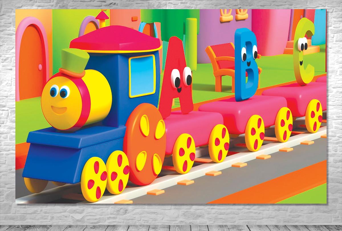 Painel Bob O Trem Frete Gratis No Elo7 One Artes De11f1