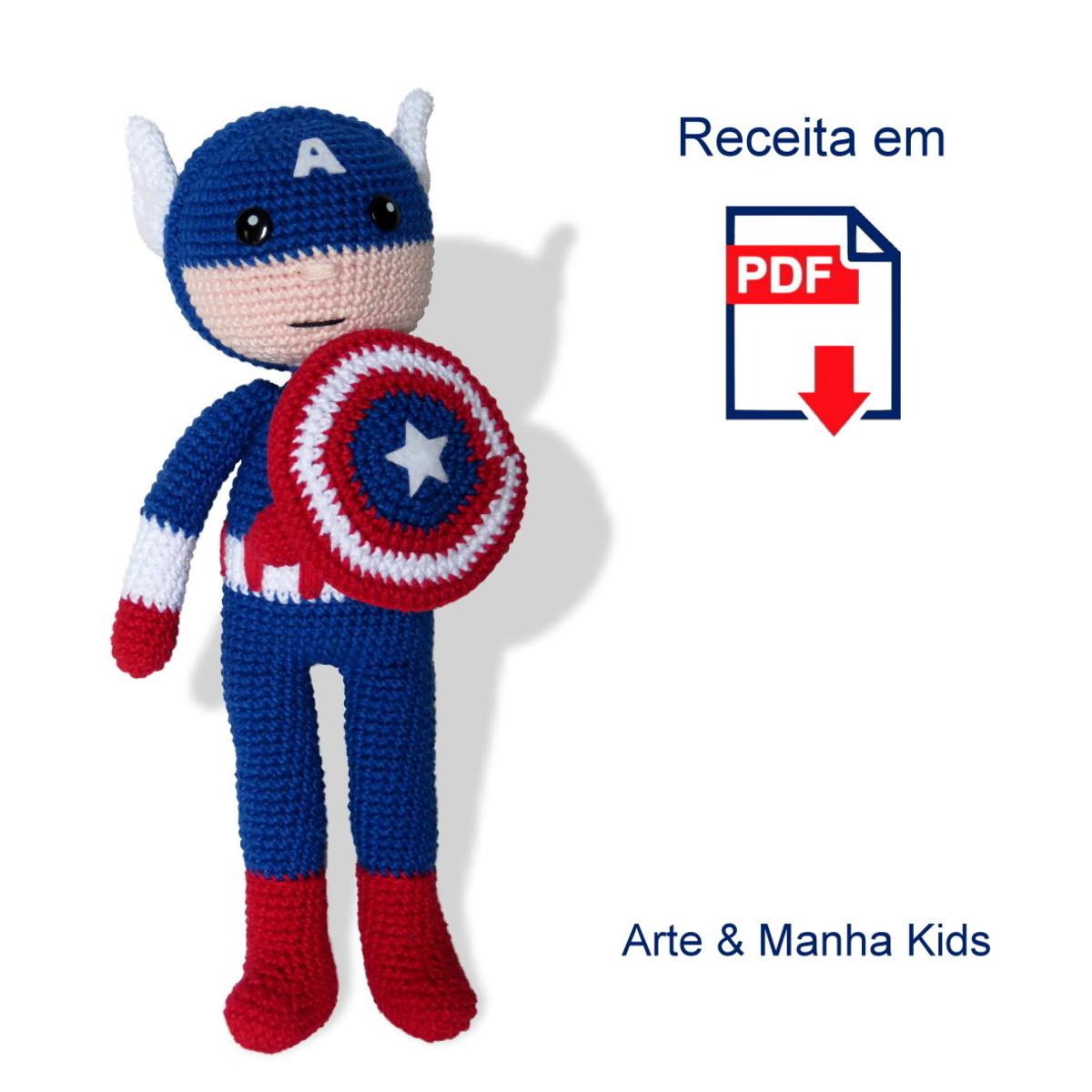 Kit amigurumi chaveiro super heróis no Elo7   Petit Laços Atelie ...   1200x1200