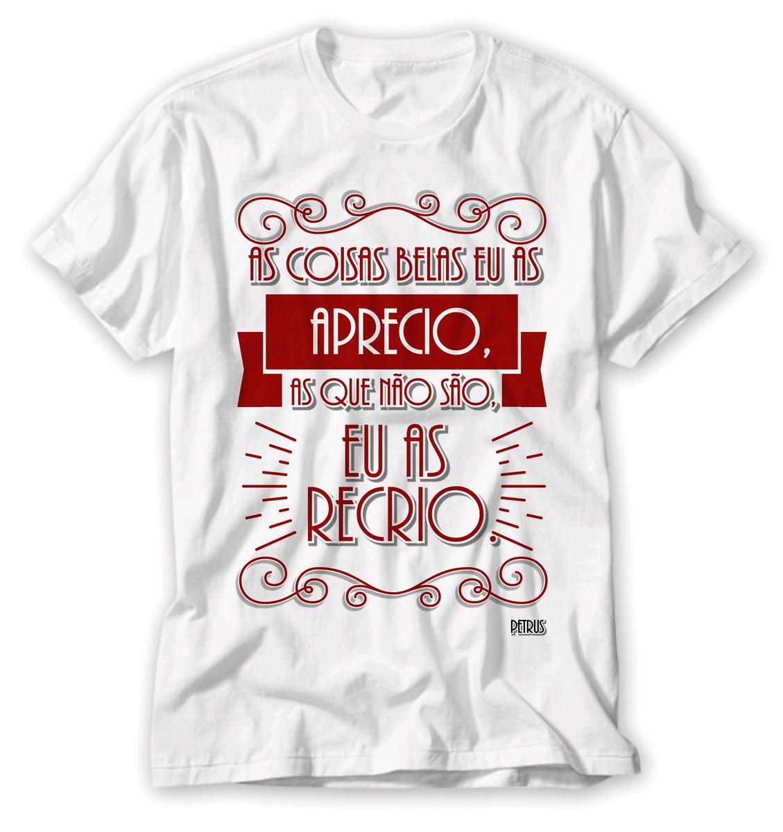 6bbe3253a7a73 Zoom · Camiseta Literária camiseta-literaria-personalizado