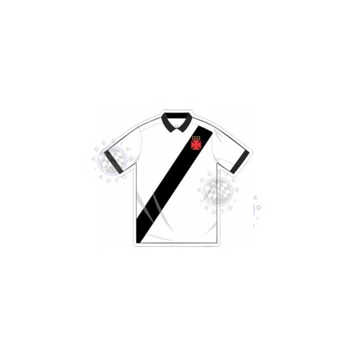 ca2838d99edc9 Adesivo Camisa V.a.s.c.o. Da Gama Futebol Brasileiro no Elo7 ...