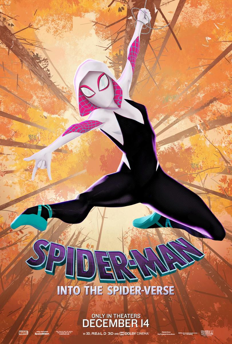 Big Poster Filme Homem Aranha No Aranhaverso 90x60 Cm Lo 003