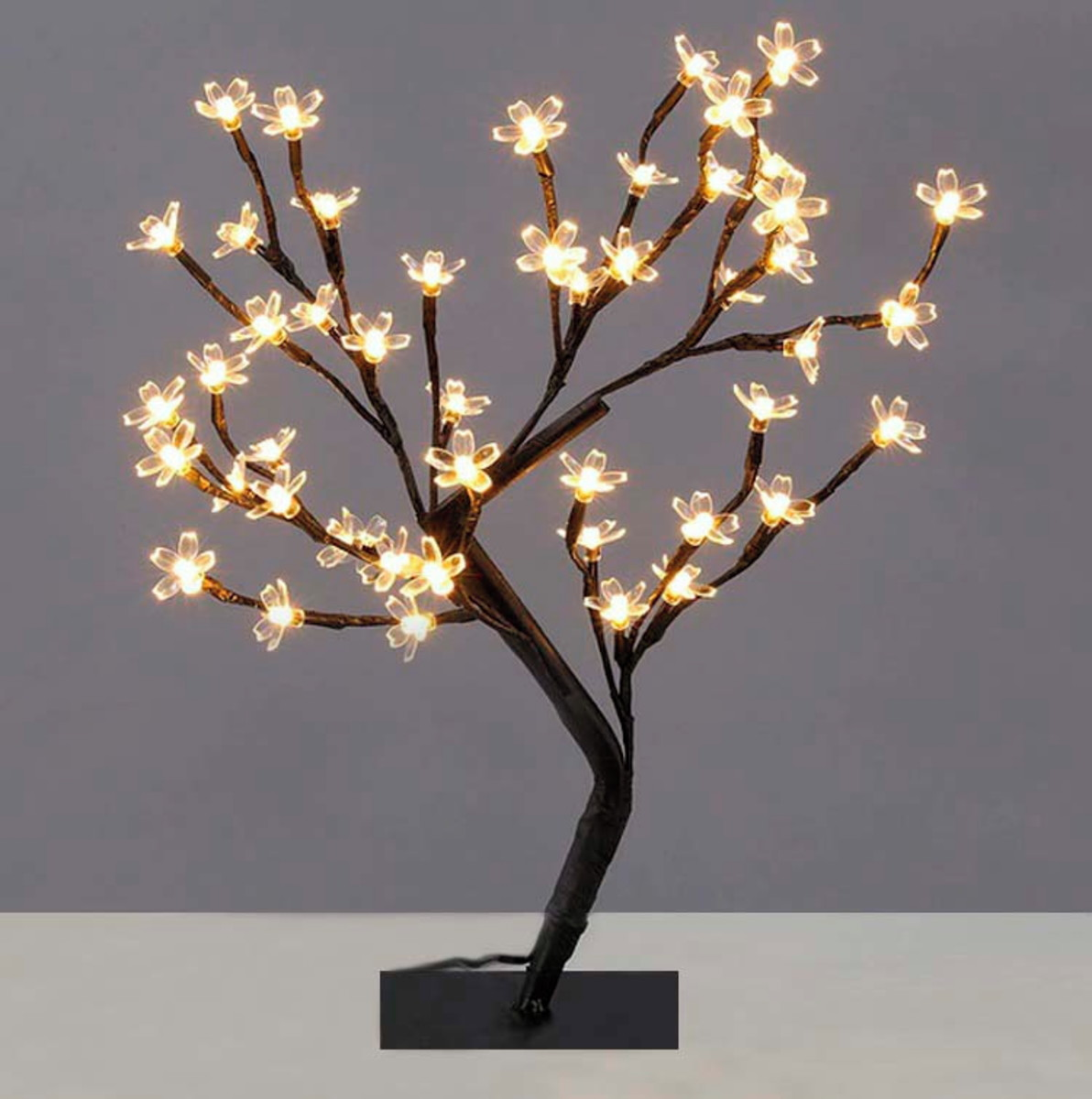 Árvore cerejeira de flores decorativa. no Elo7 | Idée Créative (DF28A7)
