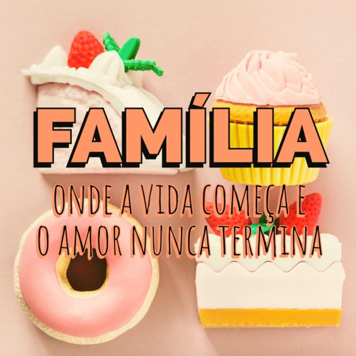 Quadro De Familia Iii No Elo7 Frases Soltas Df33ec